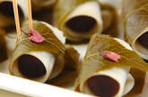関東風の桜餅の作り方7