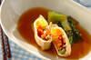 卵入り信田袋煮の作り方の手順