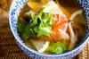 エスニックスープの作り方の手順