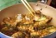 サンマのカレーソテーの作り方2