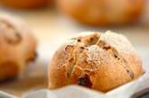 甘栗とクルミのパンの作り方20