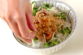 梅おろし豚丼の作り方2