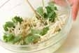 モヤシの辛子ゴママヨの作り方1