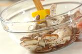 キノコのサッパリユカリ和えの作り方2