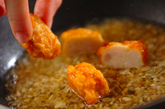 鶏の香味煮の作り方2