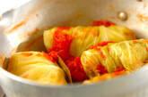 春キャベツのチーズロールの作り方3