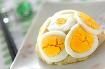 卵とポテトのサラダ