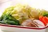 野菜のツナ煮の作り方の手順1