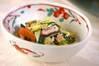 野菜のツナ煮の作り方の手順