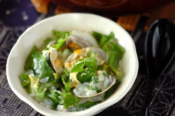 アジアン風雑炊
