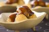 豆腐白玉揚げ団子の作り方の手順