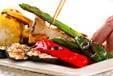 網焼き野菜の作り方2