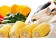網焼き野菜の下準備1