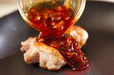 鶏もも肉のママレード煮の作り方3