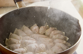 フライパン簡単餃子の作り方3