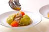 春キャベツの甘煮の作り方の手順7