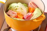 春キャベツの甘煮の作り方5