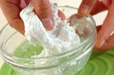 みかん白玉の作り方1