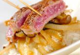 牛ロース肉のソテー・マルサラ酒風味ソースの作り方6
