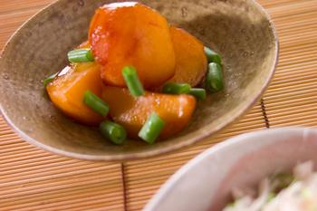 ジャガイモの煮物