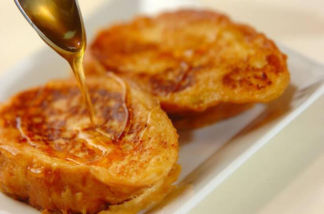 ゴマのフレンチトーストの作り方の手順4