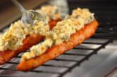鮭の塩ヨーグルトタルタルソース添えの作り方5