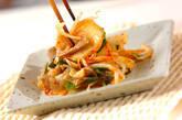 豚肉とアサリのキムチ炒めの作り方9