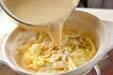 豆乳みそ鍋の作り方9