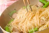 カツオスパゲティの作り方4