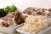 納豆ドレッシング・サラダの下準備2