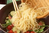 夏野菜パスタの作り方2