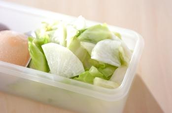 野菜の塩もみサラダ