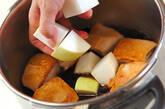 トロトロ豚の角煮+しみしみ大根と煮卵の作り方4