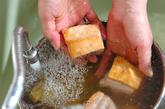 豚の角煮+大根と煮卵の作り方3