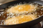 厚切りハムカツの作り方4