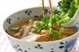 大根のスープの作り方3