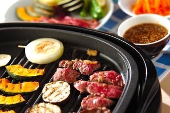 手作りタレ焼き肉