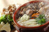 ヘルシーキノコ鍋