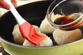 香ばしい焼きおにぎりの作り方1