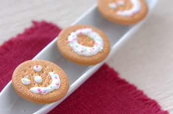 お絵描きクッキー
