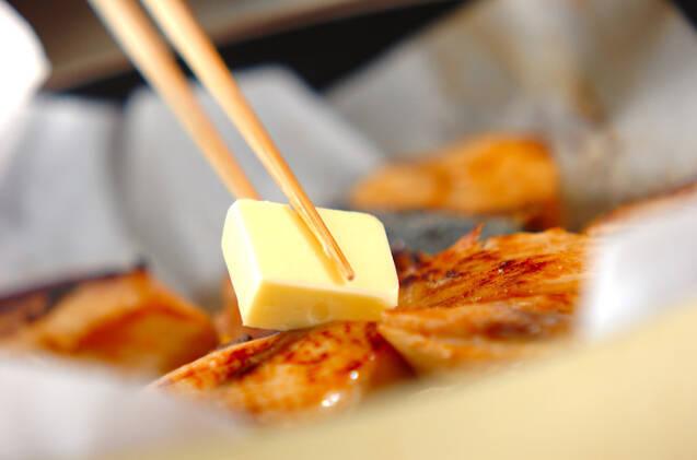 ブリのみそ風味焼きの作り方の手順5