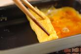 ザーサイ卵焼きの作り方2