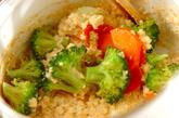 ブロッコリーのみそ豆腐和えの作り方3