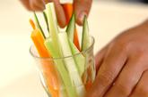 アボカドディップ野菜添えの作り方1