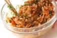 納豆キムチの作り方4