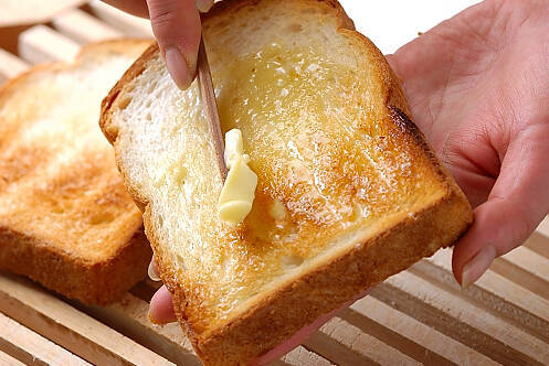 キムチのサンドイッチの作り方の手順6