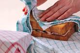 キムチのサンドイッチの作り方10