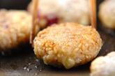 むくみ防止・サツマイモ焼き玄米もちの作り方4