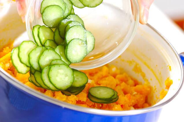 ポテトサラダハム巻きの作り方の手順9