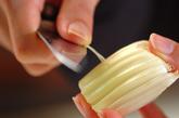 ささ身とセロリの甘酢和えの作り方1